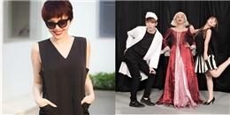 Tóc Tiên sành điệu với cây đen, Khởi My - Kelvin Khánh trổ tài làm model
