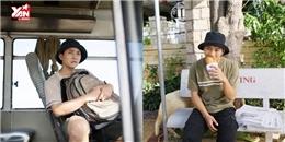 Hoài Lâm 'đen nhẻm' trong MV tự đạo diễn về cha