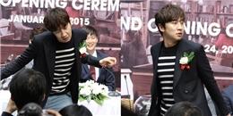 Lee Kwang Soo nhảy nhót cực hài hước khiến fan cười nghiêng ngả