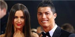 Tiết lộ bí mật 'động trời' khiến Irina chia tay Ronaldo