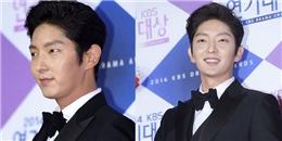 'Mỹ nam' Lee Jun Ki cực bảnh tại lễ trao giải cuối năm