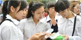 Thí sinh nên đăng ký dự thi mấy môn để xét tuyển thuận lợi nhất?