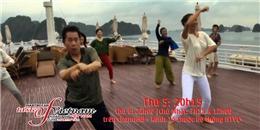 Martin Yan 'quẩy' hết mình với Gangnam Style