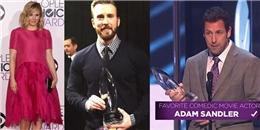 Các 'Siêu anh hùng' thắng lớn tại lễ trao giải People's Choice Awards