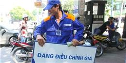 Giá xăng lại tiếp tục giảm sâu