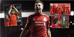 Gerrard chia tay Liverpool cuối mùa này