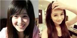 Ngẩn người ngắm những nữ sinh tuyệt sắc của Trung Quốc
