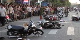 20 người chết do tai nạn giao thông ngày đầu năm 2015