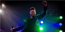 """""""Ricky Martin chết vì tai nạn giao thông"""" chỉ là 'tin vịt'"""