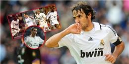 10 cầu thủ khiến fan Real tiếc nuối khi rời sân Bernabeu