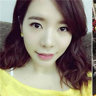 Sunny bất ngờ khoe sắc với áo vàng, Eunjung khoe hình hạnh phúc bên mẹ