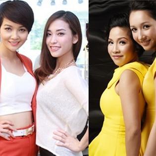 Những  cậu ấm, cô chiêu  trong  danh gia vọng tộc  của showbiz Việt