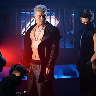 Cường Seven tung MV tự đạo diễn quá chất