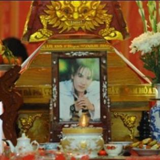 Đám tang đẫm nước mắt của nghệ sĩ Đỗ Linh