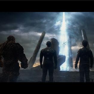 Marvel tung trailer về nhóm siêu nhân Fantastic Four