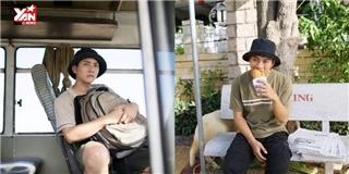 Hoài Lâm  đen nhẻm  trong MV tự đạo diễn về cha