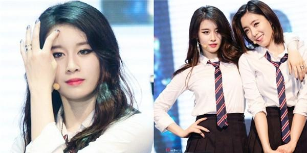 Jiyeon (T-ara) an ủi fans Việt sau vụ bị túm tóc ở sân bay