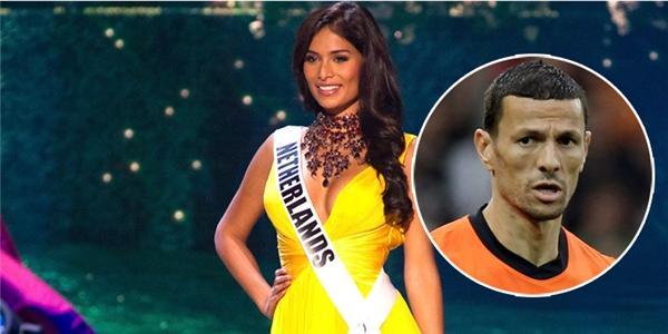 Bồ sao Hà Lan giành danh hiệu Á hậu 3 tại Hoa hậu hoàn vũ