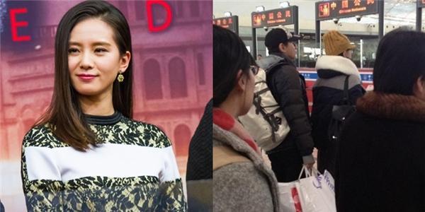 Lưu Thi Thi phủ nhận tin đồn cưới Ngô Kỳ Long