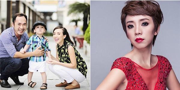 Quá khứ đẫm nước mắt của danh hài Thu Trang