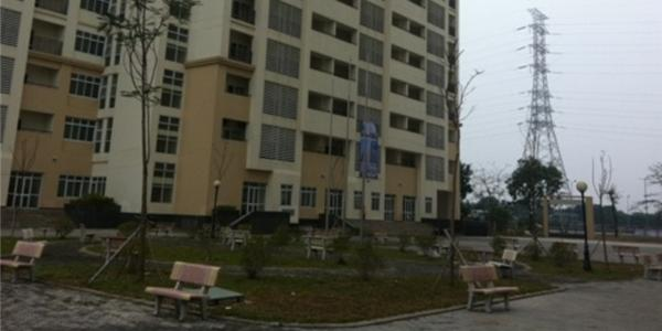 Cận cảnh khu nhà chất lượng cao giá rẻ cho sinh viên Thủ đô