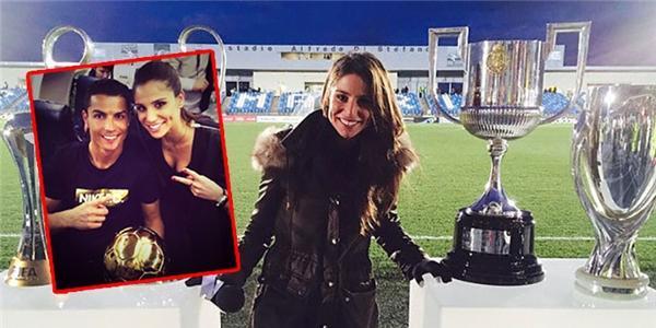 Sau Irina, tới lượt Ronaldo có tình mới?