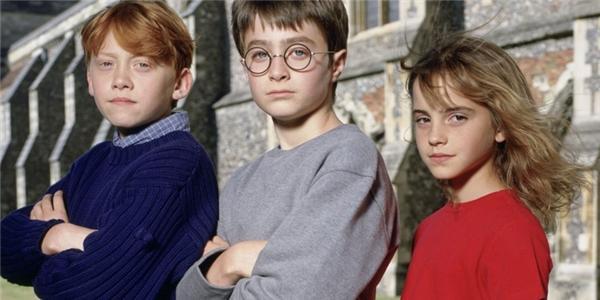 Xuýt xoa  với độ đáng yêu của bộ ảnh độc của dàn sao Harry Potter