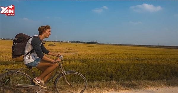 Ngỡ ngàng với nét đẹp Việt Nam qua ống kính du khách phương Tây