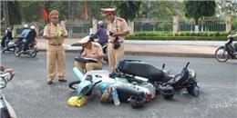 317 người chết vì tai nạn giao thông trong 9 ngày Tết