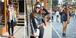 Phong cách Hàn Quốc làm 'liêu xiêu' giới trẻ Hà Thành