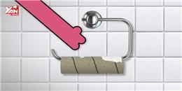 Những  nỗi đau thầm kín  khi dùng toilet công cộng