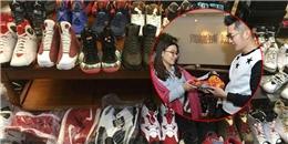 Chàng trai quyết định cầm 283 đôi giày để... kiếm tiền cưới vợ