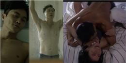 Dàn sao Hong Kong 'đốt mắt' vì khoe thân trong phim chiếu Tết