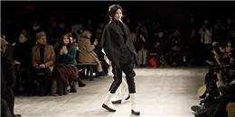 Hoàng Thùy bất ngờ xuất hiện tại  New York Fashion Week
