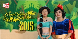 [Tết 2015] Công chúa Jasmine và màn chúc Tết vô duyên nhất Việt Nam