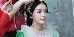 Mặt bị chê biến dạng, Tần Lam vẫn được mời đóng Tây Thi