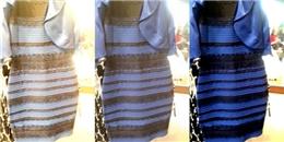 Vì sao chúng ta thấy màu của 'chiếc đầm ma quái' khác nhau?