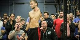 Anh chàng 1 tay, 1 lá phổi trở thành huấn luyện viên thể hình