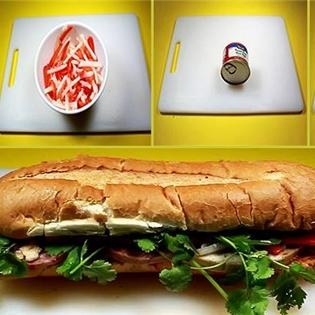 Thú vị với phim Stop Motion về bánh mì Việt Nam