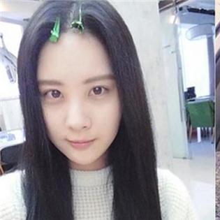 Seohyun khoe mặt mộc cực đáng yêu, Wooyoung bặm môi khó chịu
