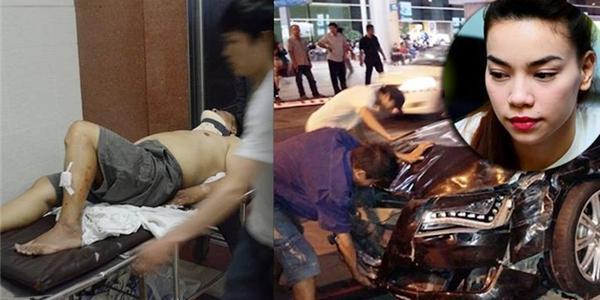 Một nạn nhân bị xe đón Hồ Ngọc Hà tông đã tử vong