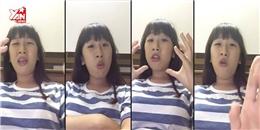 Cười nghiêng ngả với clip hiện tượng mạng Trang Hý cảnh báo cướp giật