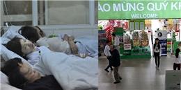 Đâu là nguyên nhân gây ngất xỉu hàng loạt tại siêu thị ở Hà Nội?