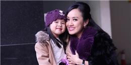 Con gái siêu dễ thương của BTV Hoài Anh