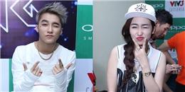 Ngất ngây trước biểu cảm dễ thương của Sơn Tùng M-TP và Trang Moon