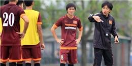 HLV Miura đã quyết định đội hình U23 Việt Nam dự vòng loại châu Á?