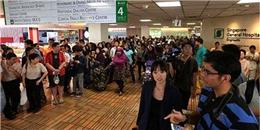 Người Singapore xếp hàng ở bệnh viện chờ tin ông Lý Quang Diệu