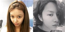 Sooyoung khoe mặt mộc cực xinh, Heechul 'tự sướng' xinh hơn con gái