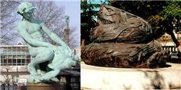Những bức tượng kỳ cục và quái dị nhất thế giới
