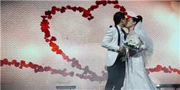 Đinh Ứng Phi Trường tổ chức đám cưới như một sân khấu ca nhạc
